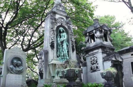 Image result for Кладбище Пер-Лашез Pere Lachaise Cemetery